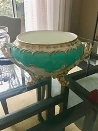 Old Paris bowl - great colours!