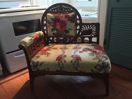 Eastlake Style Fainting Couch