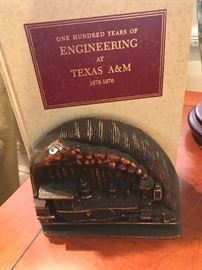 One of many Texas A  & M Items