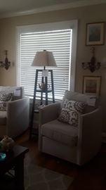 Havertys Swivel Chairs
