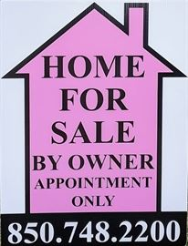 Home is also for sale...please call and make an appointment to see when we are less cluttered!