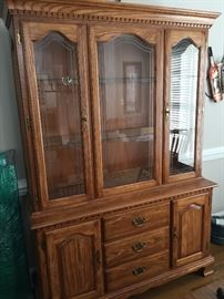 Tale City China Cabinet