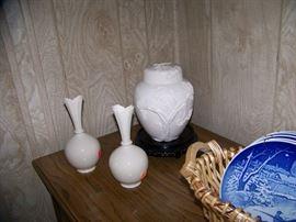 Asian Urn, Lenox Vases