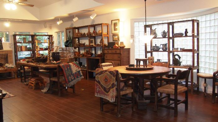 Gorgeous Mexican, Southwestern Spanish Colonial Antiques