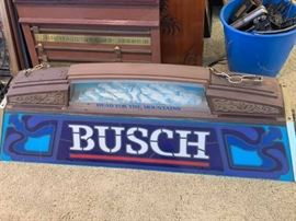 Busch Hanging Bar Light