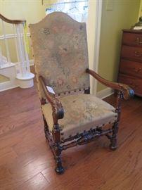 Jacobean chair