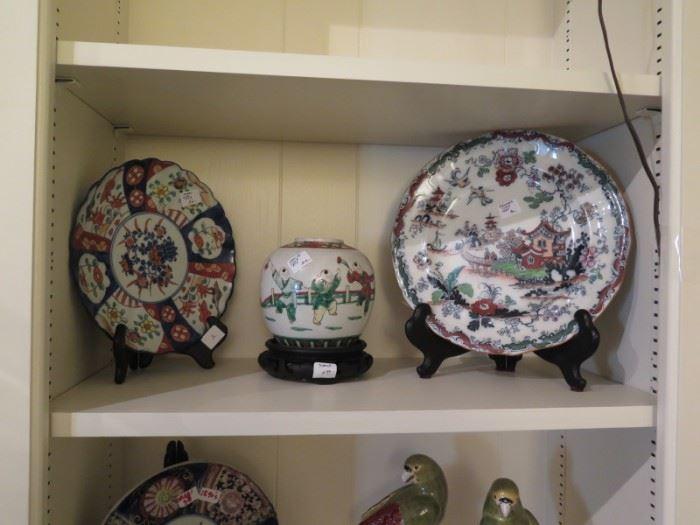 antique english porcelains