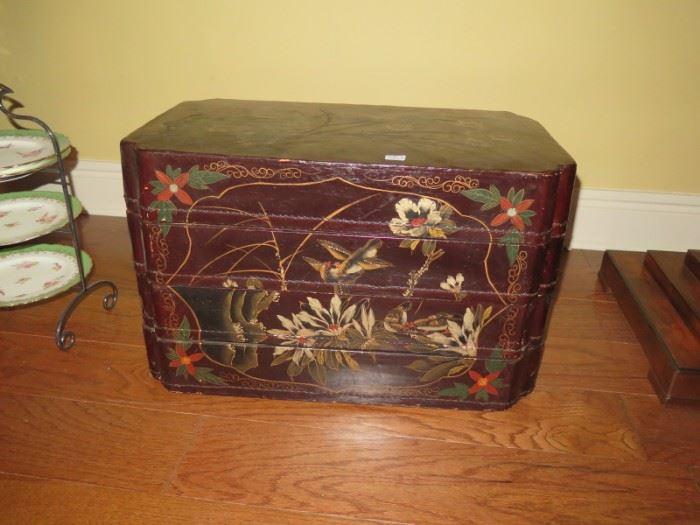 large chinese wedding box