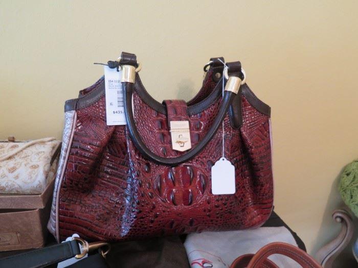 new Brahmin purse