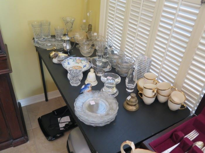more antique glass