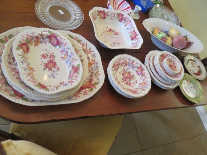 spode 's Aster china