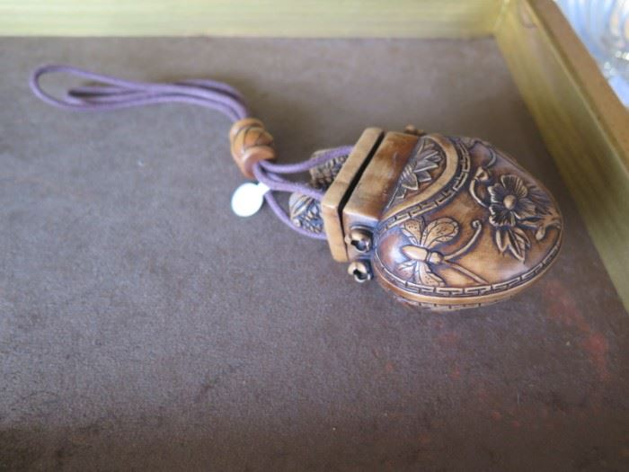chinese scent purse or bag