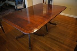 Baker Furniture Charleston table