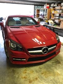 2012 Mercedes with 32,000 miles