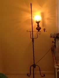 antique style lamp