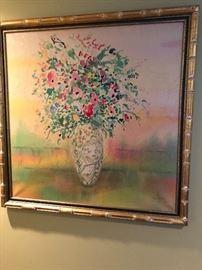 #1 Floral Art