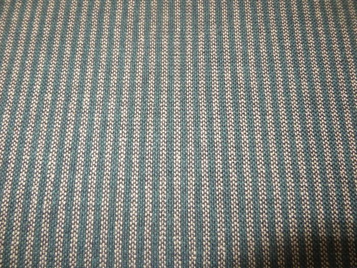 STRIPED CHAIR (detail of fabric)