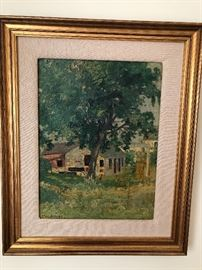 May Ames (Cleveland, early Impressionist)