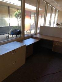 Desks all Over