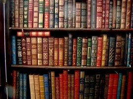 9000 books almost all 1st editions like 95 percent are