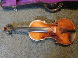Copy of Antonius Stradivarius, Made in Czechoslovakia