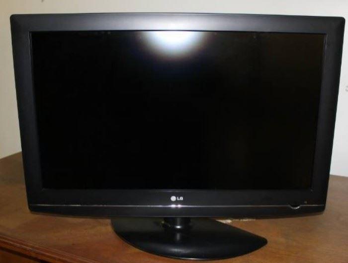LG 37 Flat Screen HDTV