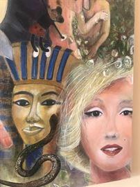 Amazing Original artwork by Vesna Kittelson