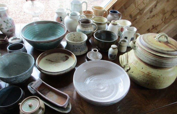 pottery from North Carolina