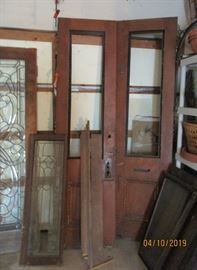 doors with mail slots