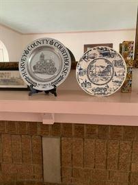 Harvey Co. plates