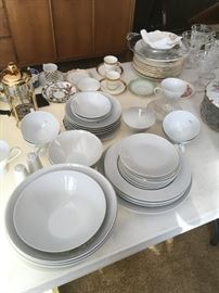 Rosenthal China Pieces