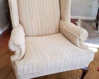 Kay-Lyn wingback chair