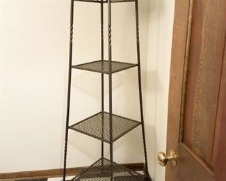 Anything rack/stand (pyramid etagére)