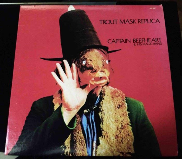 Vintage Album- Captain Beefheart and His Magic Band