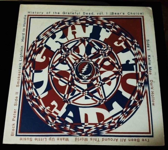 Vintage Album- Grateful Dead