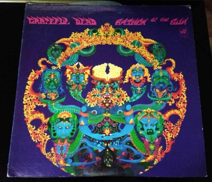 Vintage Album-Grateful Dead
