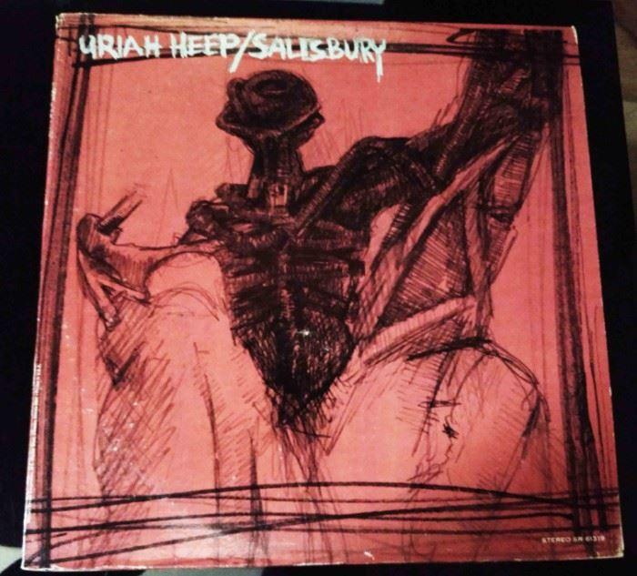 Vintage Album- Uriah Heep