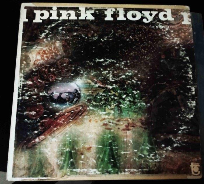 Vintage Album- Pink Floyd