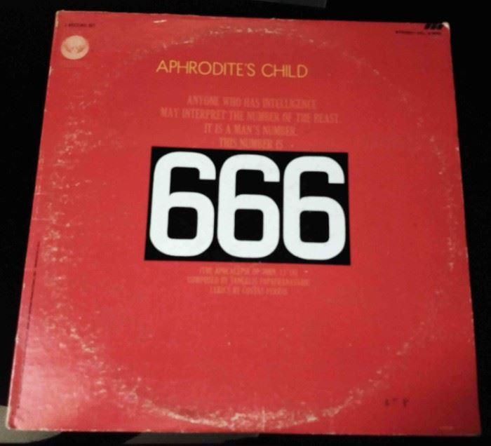Vintage Album- Aphrodite's Child