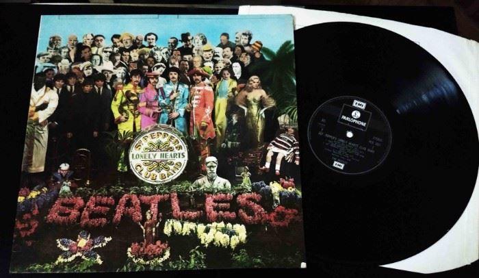 Vintage Album- The Beatles