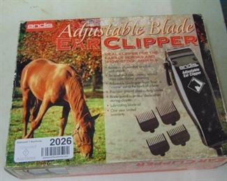 Adjustable Ear Clippers New