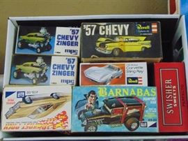 Asstd Model Cars