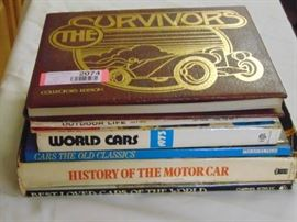 Automobile Books