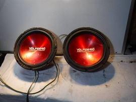 12 inch subs Volfenhag car stereo speakers