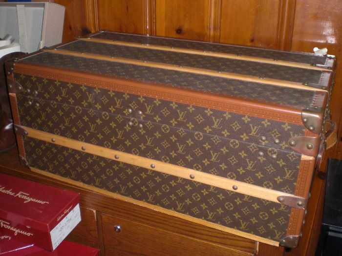 Louis Vuitton cabin trunk