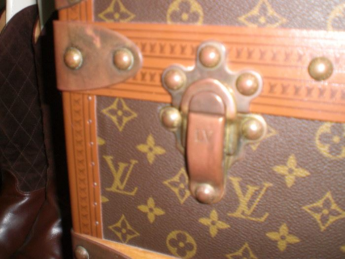 more of the Louis Vuitton cabin trunk
