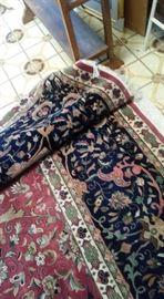 BEAUTIFUL FINELY WOVEN PERSIAN CARPET 13.5' X 12'