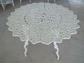 Cast 4 Matching chairs