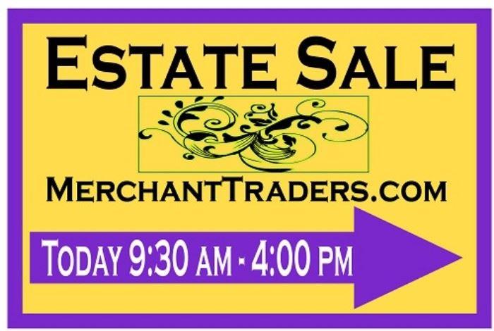 Merchant Traders Estate Sales, Palos Park, IL