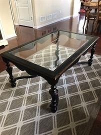 Coffee table blackwood $100   *** BUY IT NOW***